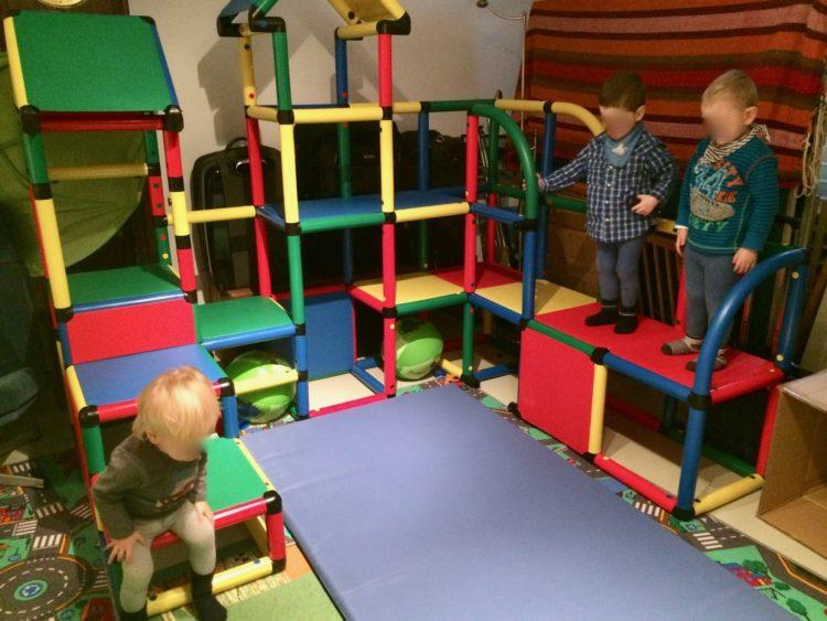 Klettergerüst Zimmer : Spielzimmer einrichten nicht nur für hyper aktive kinder