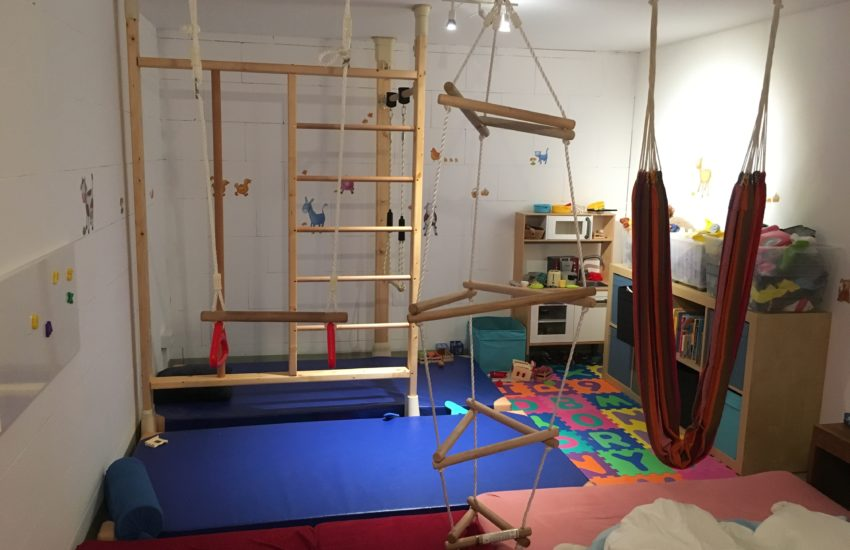 Klettergerüst Für Kinderzimmer Selber Bauen : Spielzimmer einrichten nicht nur für hyper aktive kinder