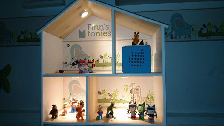 Tonies Regal Ikea Puppenhaus Jasmine Zezula - ganz SCHÖN laut